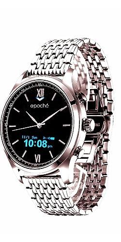 Epoché - Reloj híbrido para hombre con tecnología Smartwatch. Modelo: Stillmade: Amazon.es: Relojes