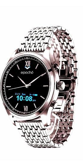 Epoché - Reloj híbrido para hombre con tecnología Smartwatch ...