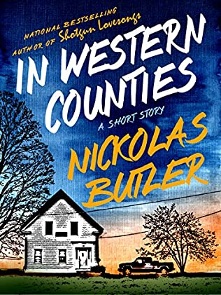 book cover of In Western Counties