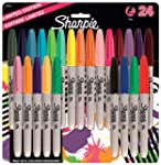 Sharpie Fine Permanent Marker Assorte...