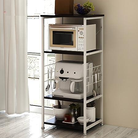 Muebles de cocina Estantería de cocina creativa Horno de ...