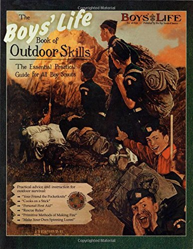 Boys' Life Book of Outdoor Skills by Lyons Press