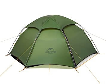 Naturehike Cloud-Peak Ultra-light 2 Person 4 Season Tent (Green)  sc 1 st  Amazon.com & Amazon.com : Naturehike Cloud-Peak Ultra-light 2 Person 4 Season ...