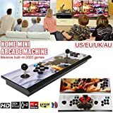 2020 HD Retro Games] 3D Pandora's Key 7 Arcade Video Game Console, Game Machine 2020 in 1 Double Arcade Game for Pandoras 9S Fighting Machine TV Game Console for PC/Laptop/TV / PS3
