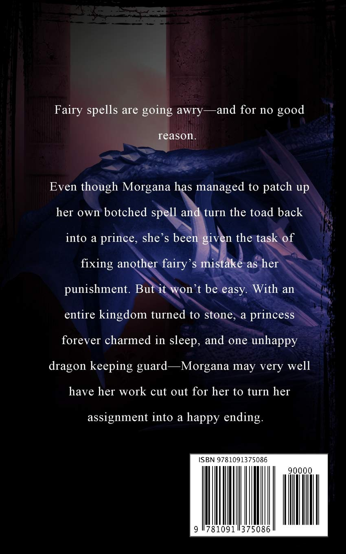 Dragon Kept (The Chronicles of a Blue Fairy): K R  Thompson