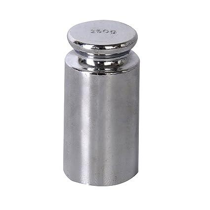 Nuevo primer báscula 250 gram calibración peso ajustable