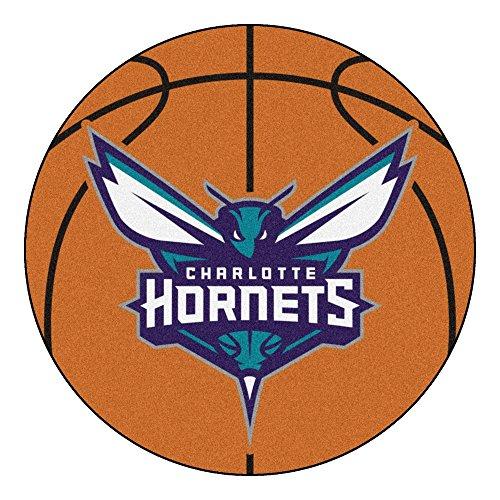 Charlotte Basketball Rug - NBA - Charlotte Bobcats Basketball Mat 26