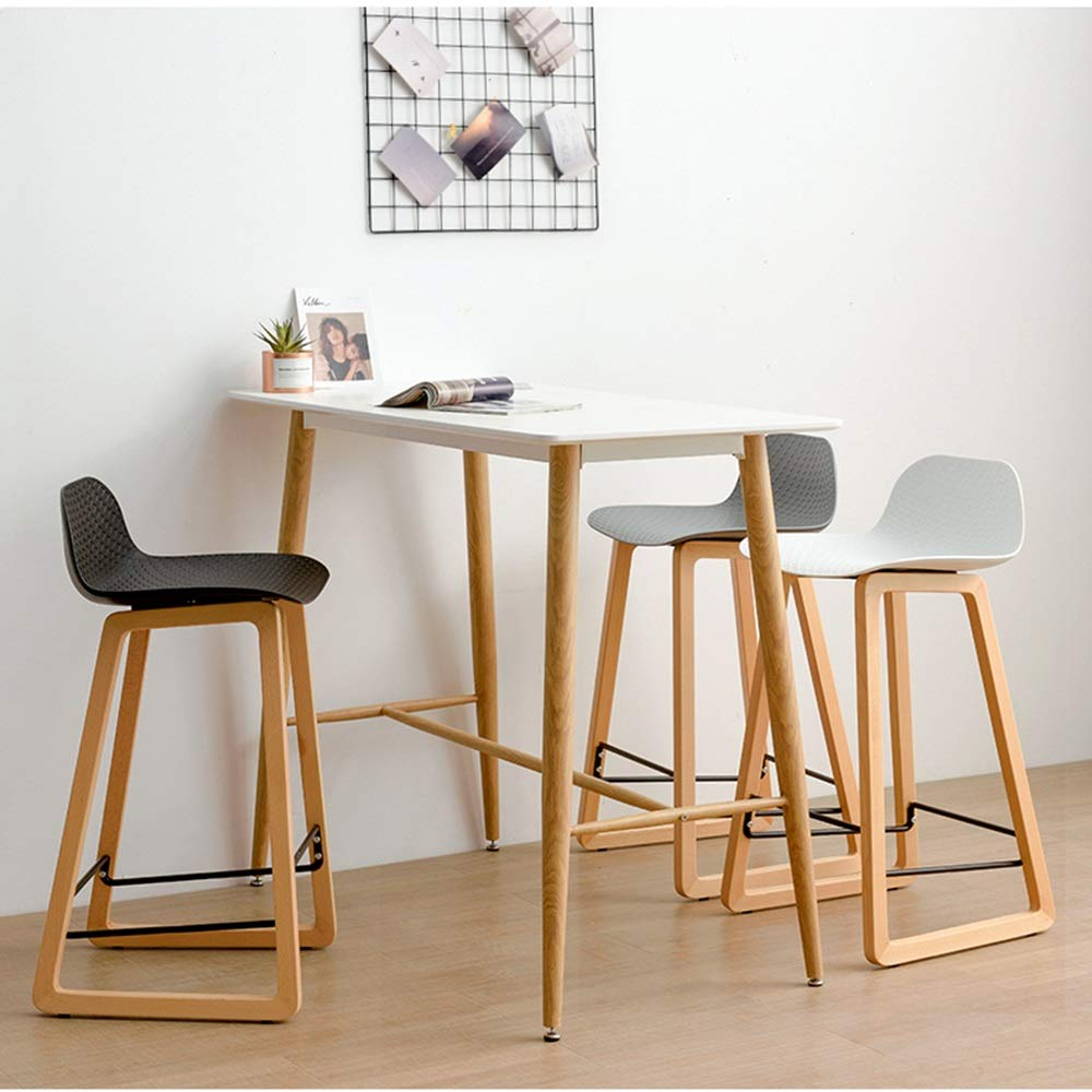 Amazon.com: LJHA ertongcanyi Bar Chair, bar Stool, Counter Chair ...