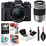 Fujifilm X-T20 Mirrorless Camera with XF18-55mm and XC50-230mm Lens Bundle