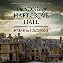 The Song of Hartgrove Hall: A Novel Audiobook by Natasha Solomons Narrated by James Langton