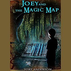 Joey and the Magic Map Audiobook