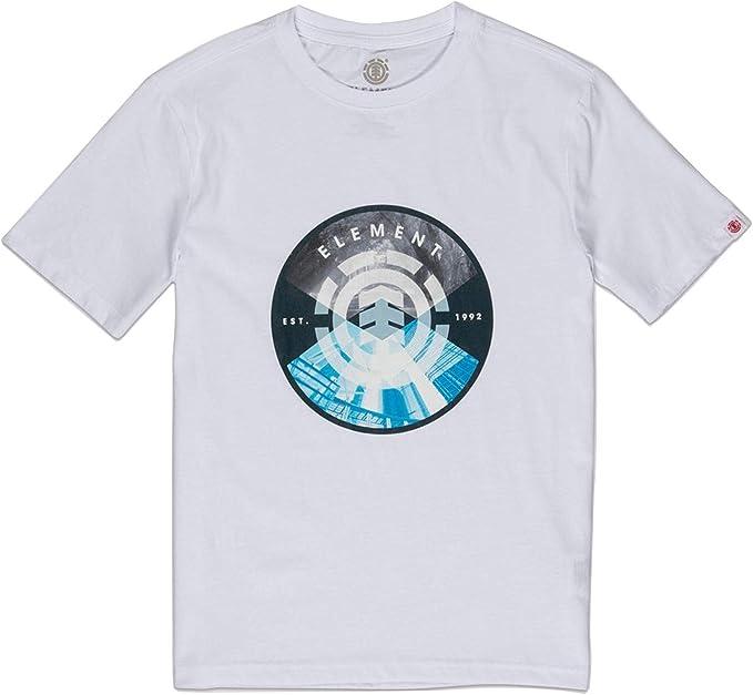Element Camiseta Aiken - Algodón: Amazon.es: Ropa y accesorios