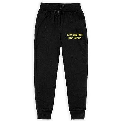 fef1a03ff9bb Amazon.com  DFKOF Boy s Cotton Sweatpants