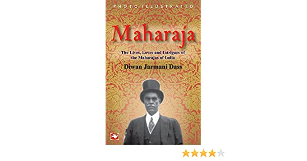 MAHARAJA BOOK DIWAN JARMANI DASS EBOOK