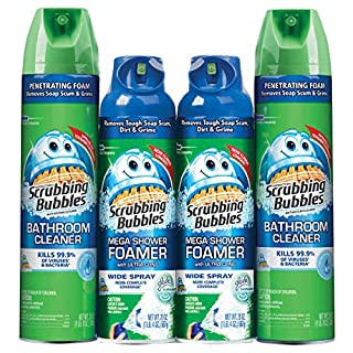 Scrubbing Bubbles Combo Pack, 90 Ounce