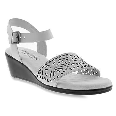 157a6a7bba6c9 Walking Cradles Women's Nara Wedge Sandal