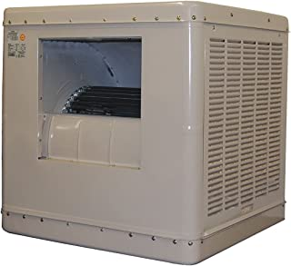 product image for Ducted Evaporative Cooler with Motor 3000 cfm, 700 sq. ft, 8.4 gal.