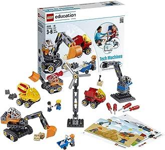 Amazon.com: Lego Duplo Tech Machines (45015): Toys & Games