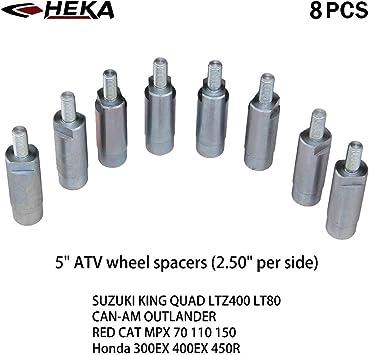 "Universal 4/"" ATV WHEEL SPACERS 16PCS"