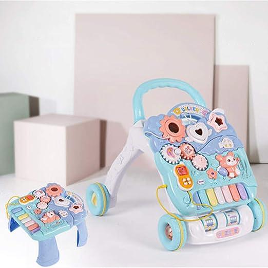 CHAOLIU Baby Walker, Bicicleta de Actividad Plegable, multifunción ...