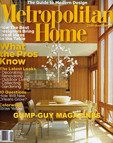 Metropolitan Home June 2006