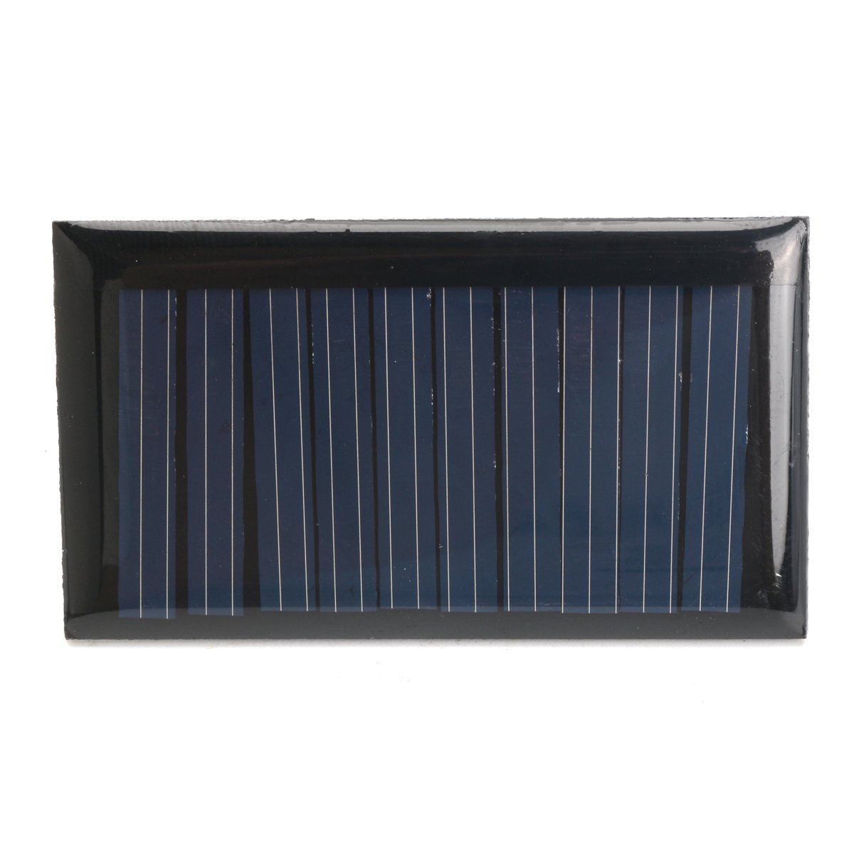 dDanke 30mA 5V 53*30mm Micro Mini Power Solar Cells 1Pcs without Wires for Solar Panels