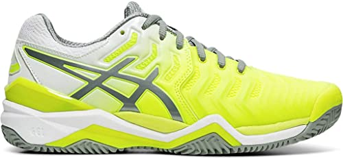 ASICS Women's Gel Resolution 7 Clay Court Tennis Shoe