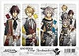 AMNESIA Clear Bookmark 7