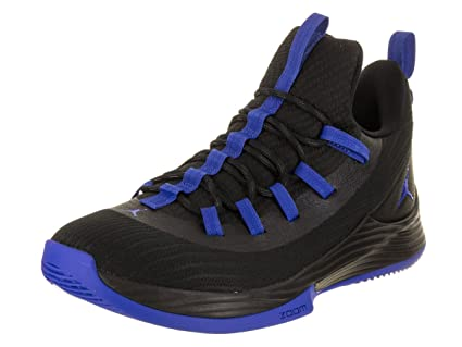 official photos 7bf6c 052e7 Image Unavailable. Image not available for. Color  Jordan Nike Men s Ultra  Fly 2 Low Basketball Shoe 13 Black