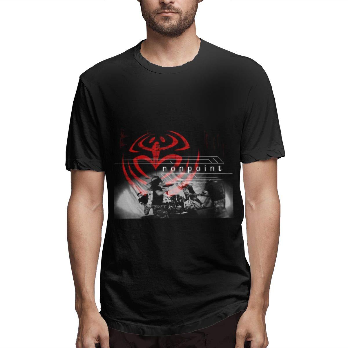 Lihehen Mans Afrociberdelia Retro Printing Round Neck Ts Shirts