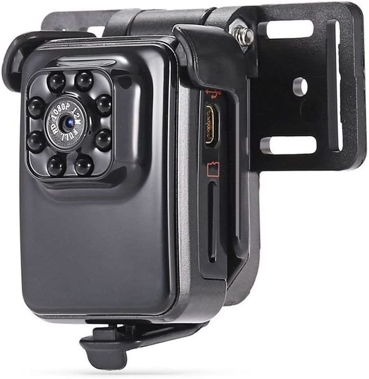 SODIAL Mini Camara R3 WiFi videocamara HD con Vision Nocturna 1080P Mini grabadora de Video DV Deportes