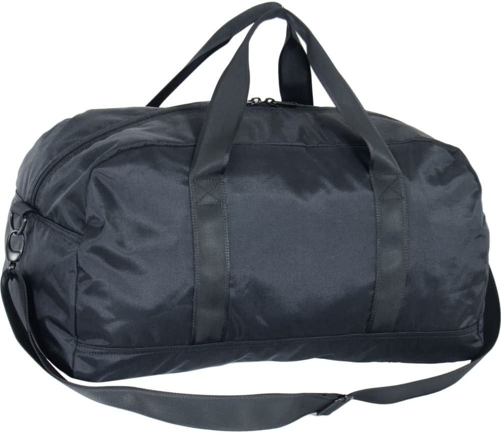 Netpack U-zip 20 Inch Ballistic nylon duffel Black