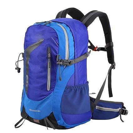 43ea6e9363cb Amazon.com : HAOHAOWU Mountaineering Bag Backpack Male Outdoor ...