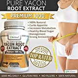 Best 100% Pure Yacon Root Extract Premium 1000