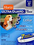 HARTZ Ultra Guard Flea & Tick Collar for Dogs (fits up to 22'' necks)