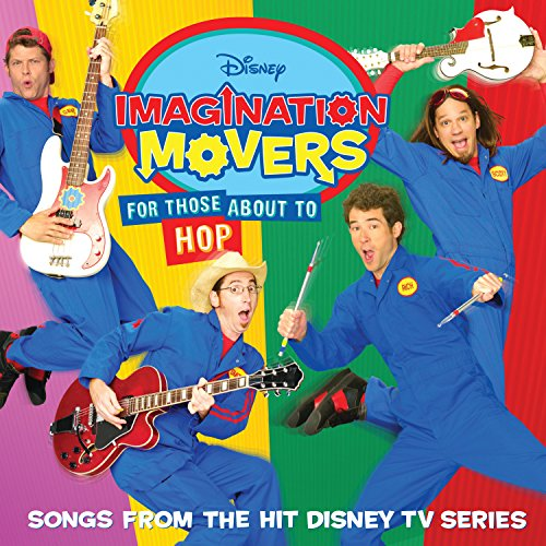 Imagination Movers Those About Hop product image