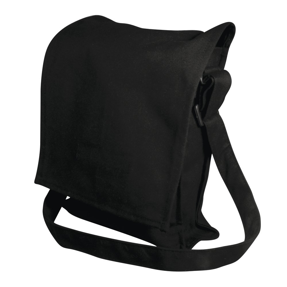 schwarz f/ür Tablet//Tablettasche Rayher Hobby 38772576 Schultertasche mit verstellbarem Riemen Beutel 20 x 25 x 6 cm