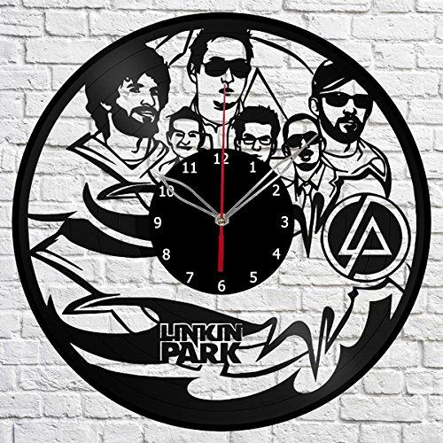 Amazon Com Handmade Linkin Park Vinyl Record Wall Clock