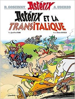 Asterix Et La Transitaliq Amazon Ca Jean Yves Ferri