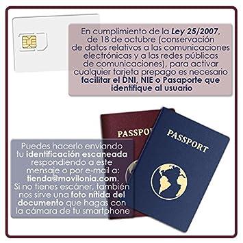 Tarjeta SIM Orange - Tarifa Llama -4G: Amazon.es: Electrónica