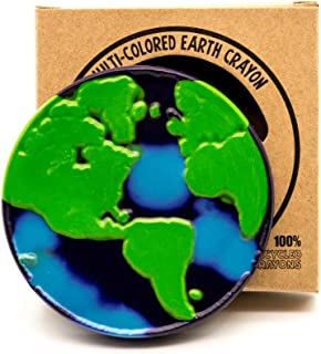 product image for Jumbo Earth - Crazy Crayons (100% Recycled Crayons)