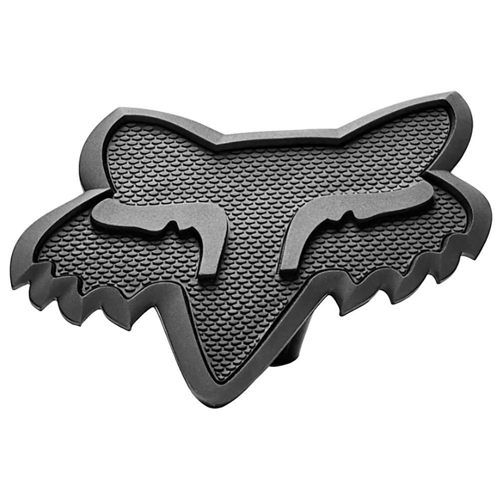 Fox Head Trailer Hitch Cover-Black/Gunmetal by Fox Racing