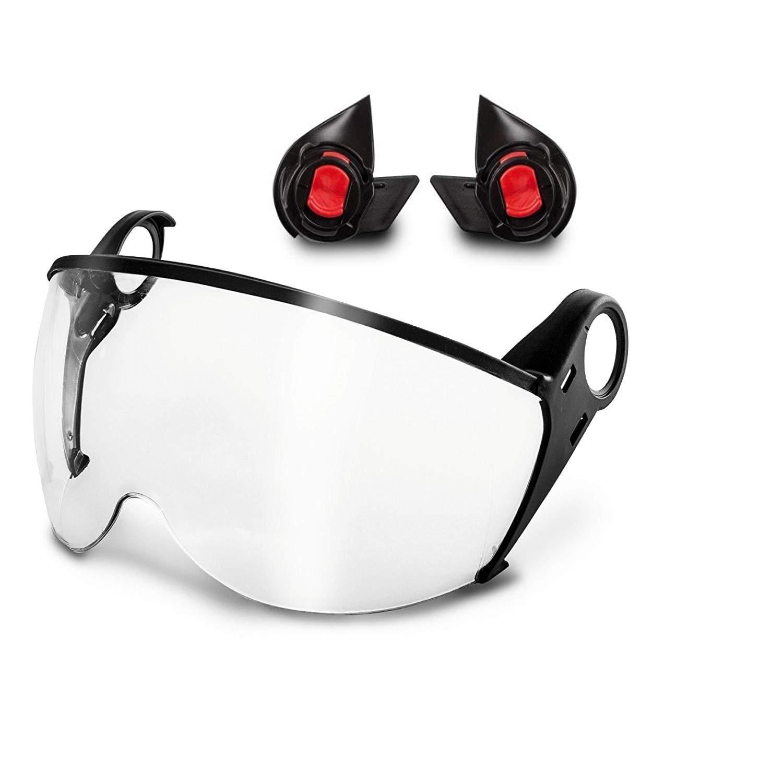 KASK Clear Visor for the Super Plasma helmets w/Adapter