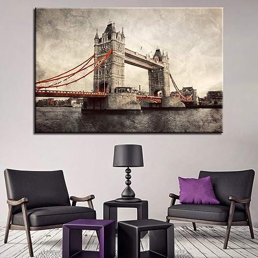 zxddzl Impresión en Lienzo HD para Sala de Estar Arte de la Pared ...