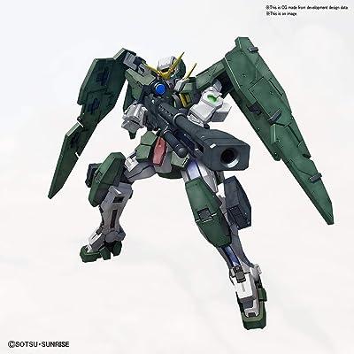Bandai 1/100 MG GN-002 Gundam Dynames MG Mobile Suit Gundam 00 (Double O): Juguetes y juegos