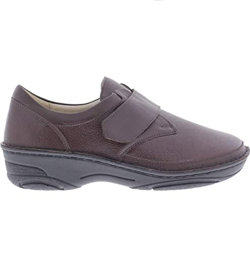 Berkemann - Mocasines de cuero para mujer marrón marrón: Amazon.es: Zapatos y complementos