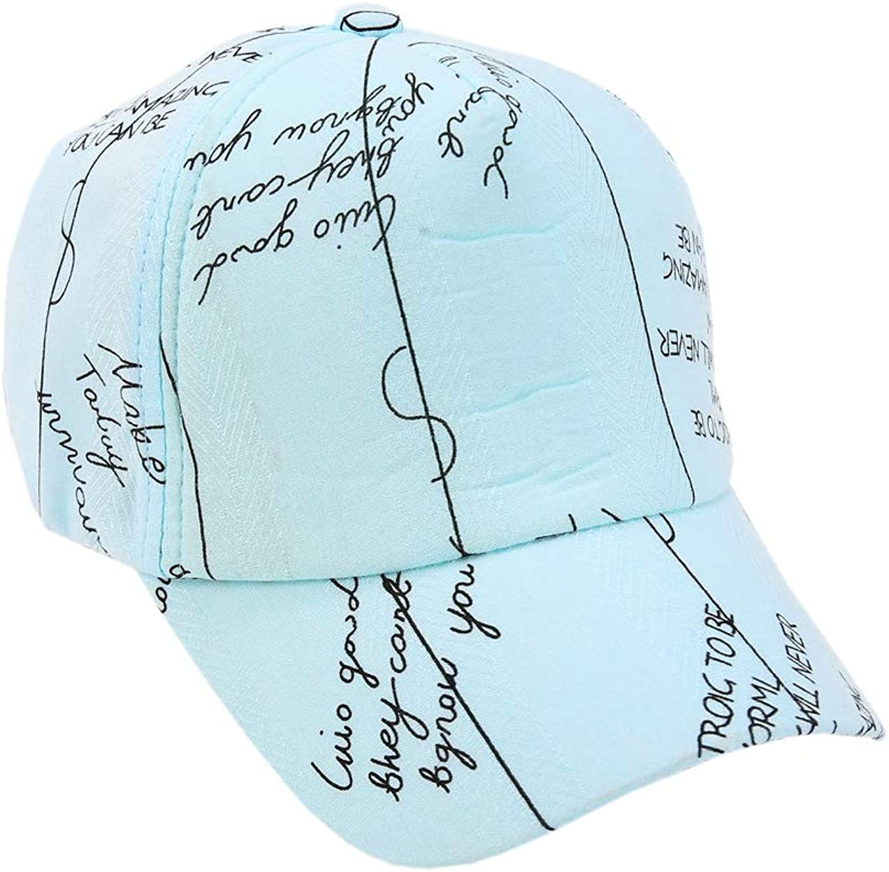 ACVIP Little Girls Sketched Pattern Active Outdoor Casual Baseball Cap