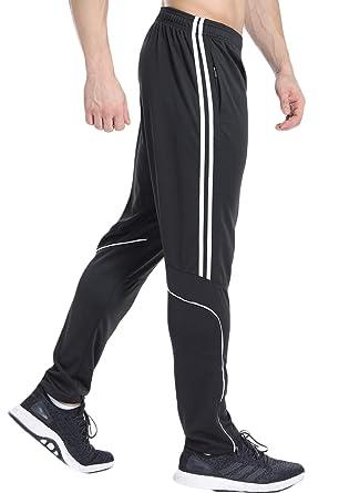 3f57451029205 FITTOO Pantalones Deportivos para Hombre Mallas de Fitness Elásticos y  Transpirables  Amazon.es  Ropa y accesorios