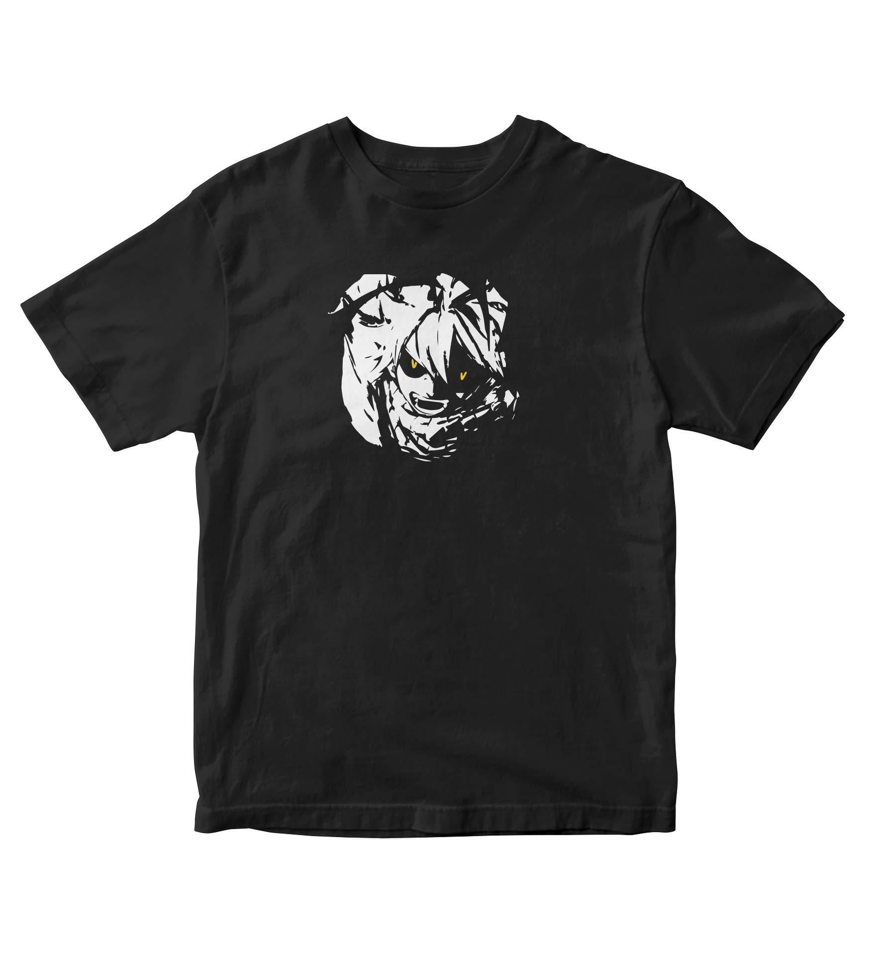 Fairy Tail Shirt The Great Demon Natsu Dragneel Anime Manga Man S Black A806