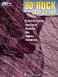 90's Rock for Easy Guitar, Hal Leonard Corp., 0793566738